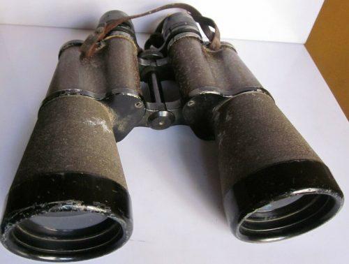 Бинокль Leitz Wetzlar Leica 8x60 Maroctit и кофр к нему.