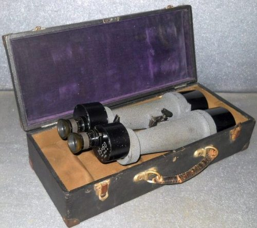 Упаковка бинокля Zeiss D.F. 15x60.