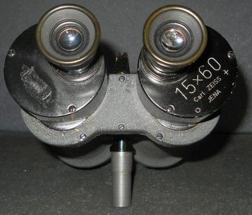 Бинокль для световых сигнальных устройств Zeiss D.F. 15x60.