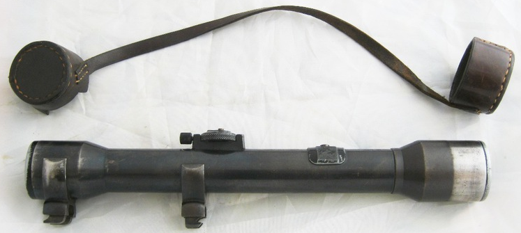 Телескопический прицел ZF-39 Сarl zeiss 4x39.