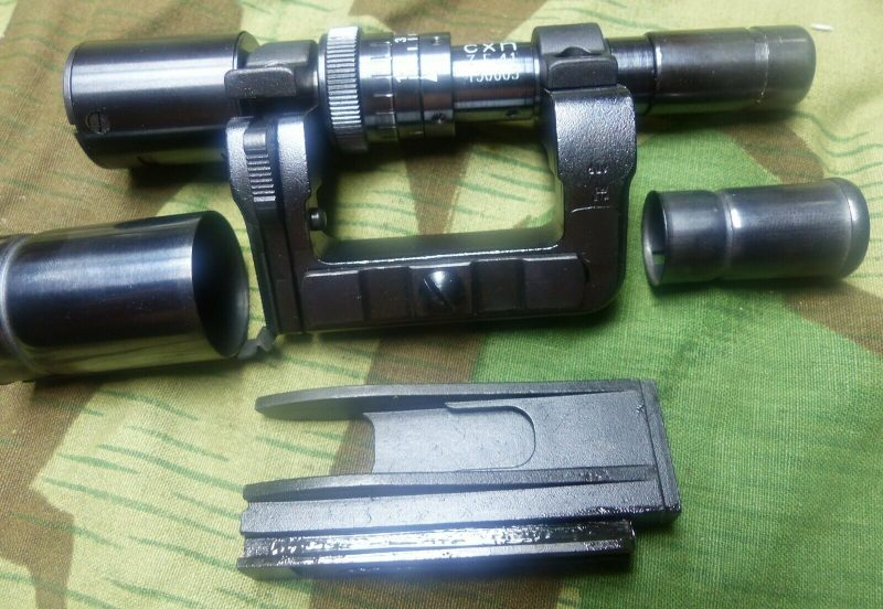 Комплект прицела и крепления Zf-41 Combo.