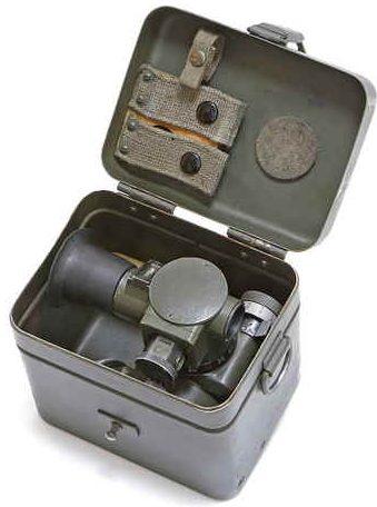 Футляр для переноски прицела MGZ34.