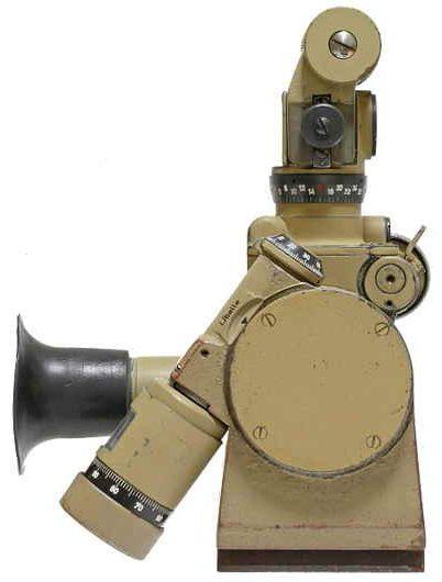 Прицел MGZ40 к пулемету MG-40.