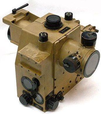 Прицел «Flakvisier-37» для зенитного орудия 3,7-cm Flak-37.