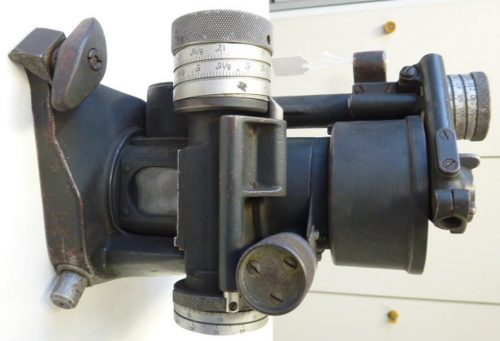 Прицел ZF 20E для зенитного орудия 8,8 cm Flak 37.