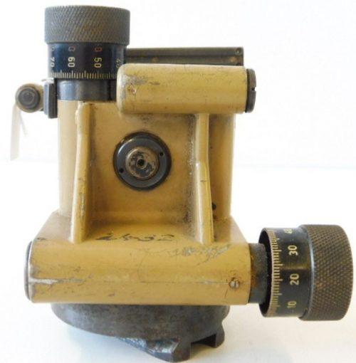 Прицел Richtaufsatz 35 к миномету 8-cm s.Gr.W.34.