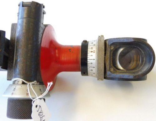 Зенитный оптический прицел Rbi.E. Flak.
