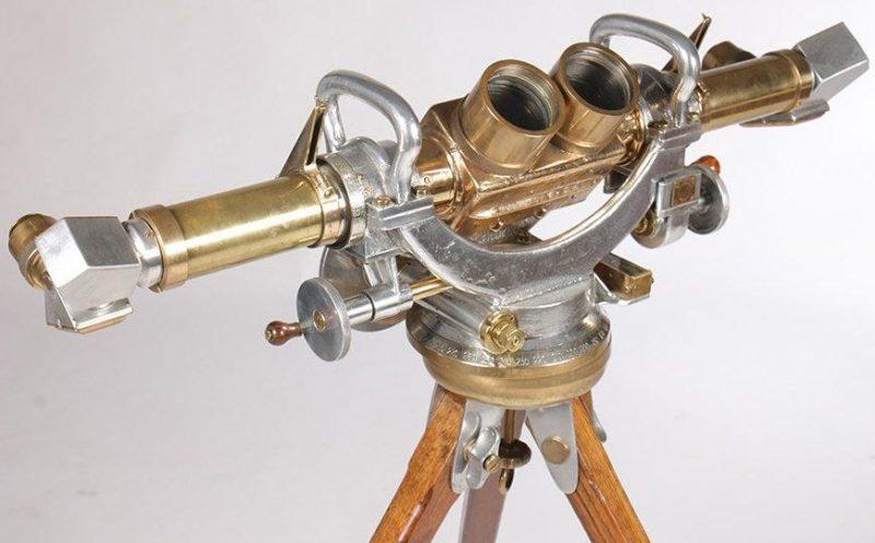 Зенитный дальномер №27 Mk II.
