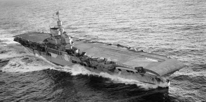 Авианосец «Викториес».