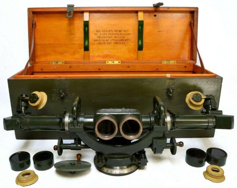Зенитный дальномер Anti-Aircraft Telescope Binocular Sight Mk III.
