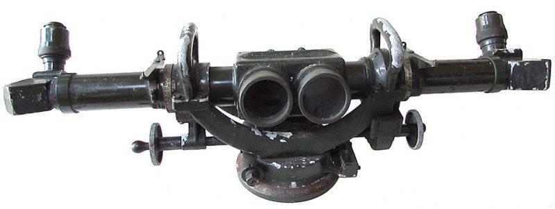 Зенитный дальномер Mk3 образца 1941 года.