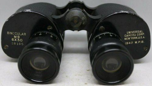 Бинокль универсальный М9 6х30 и футляр к нему.