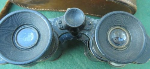Бинокль армейский Crown Optical Company 6х30.