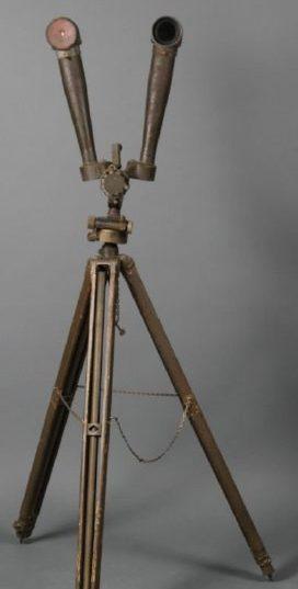 Стереотруба M1915 А1 со штативом.