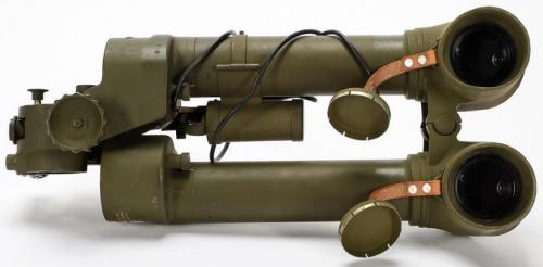 Стереотруба командира батареи М65.