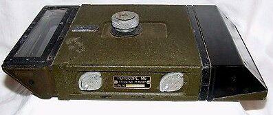 Перископ Honeywell М6 для танков «Шерман» и «Стюарт». Размер - 11x6x1,5 дюйма. Вес - 5 фунтов.