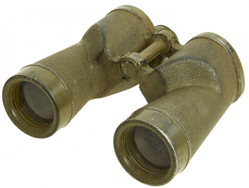 Бинокль «Stock» M15 7х50 с кожаным футляром М24 для переноски.