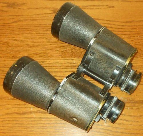 Армейский бинокль 10х70 Туре 1 использовался на самолетах-разведчиках и производился фирмой «Nikko» (Nikon).