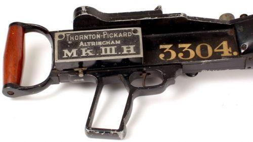 Фотопулемет Thornton-Pickard Mark III.