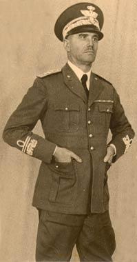 Итальянский генерал Гульельмо Наси.