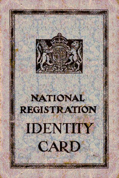 Удостоверение личности взрослого.
