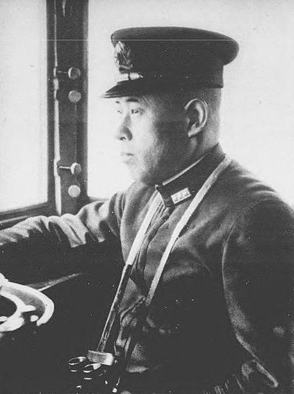 Ямамото в 1941 году.