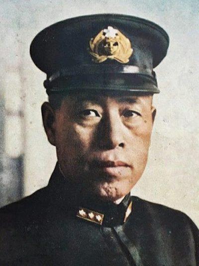 Адмирал флота Исороку Ямамото. 1942 г.