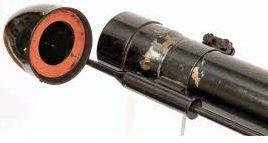 Телескопический прицел Туре 95 пикирующего бомбардировщика Aichi.