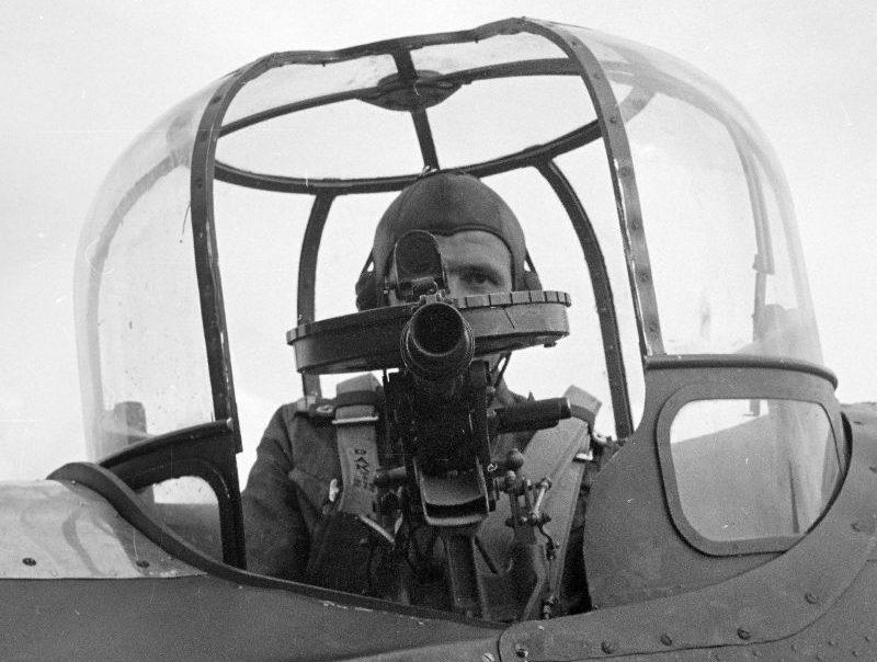 Воздушный стрелок бомбардировщика «Бленхейм». 31 июля 1941 г.
