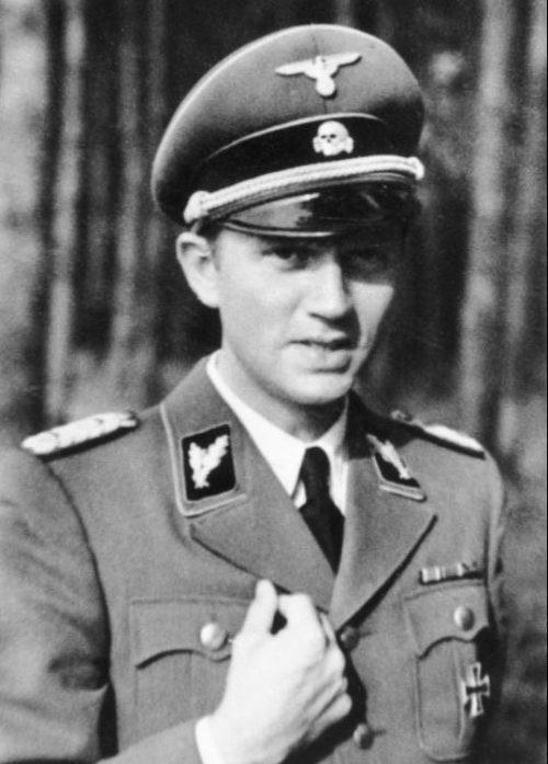 Вальтер Шелленберг.