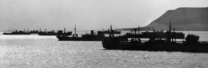 Арктический конвой QP-16. Май 1942 г.
