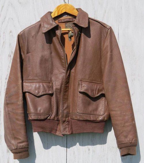 Пилотные куртки, поставляемые по Ленд-лизу. 1943 г.